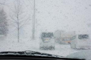20cmで大雪ですか?